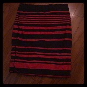 Gently loved Old Navy Tube Skirt